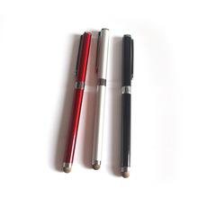 ?#35270;?#33529;果手机手写笔平板电?#28304;?#25720;笔IPAD电容屏触控笔导电布电熔笔