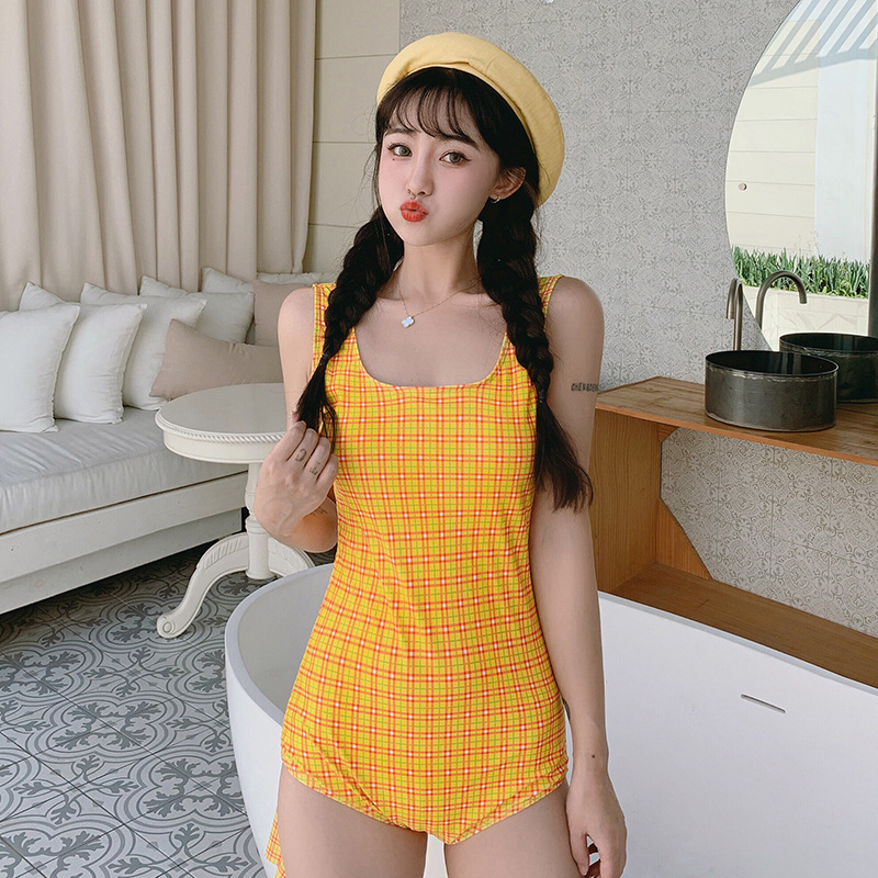 Fashion women's monokinis wholesale new one-piece swimsuit NHHL198926