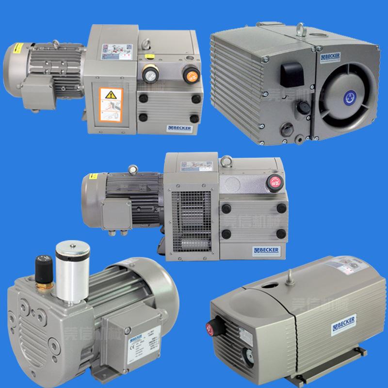 贝克BECKER真空泵VT4.4/8/10/16/25/40/DVT/KVT/3.60/80/140/原装