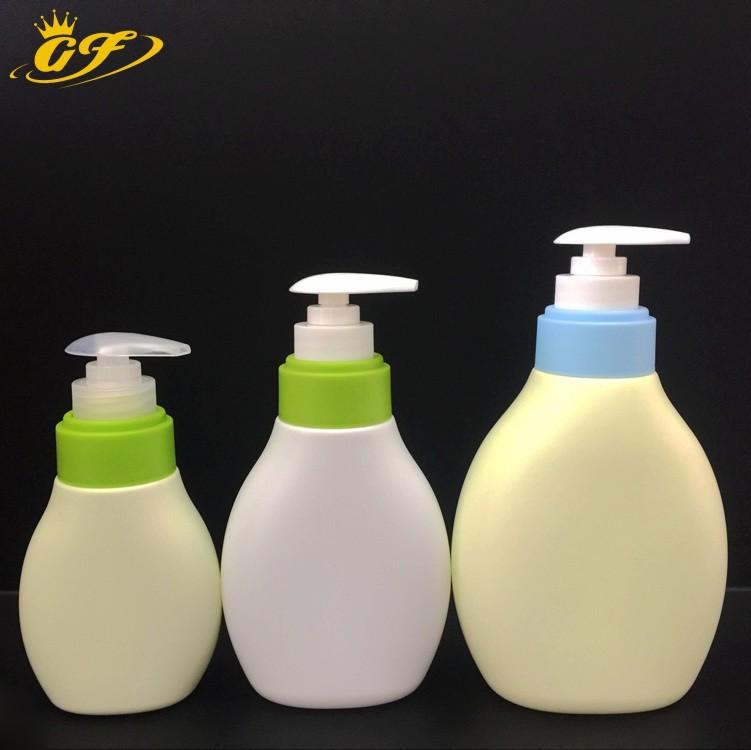 汕头厂家供应儿童洗发水瓶 200ml 300ml 500ml 洗沐二合一瓶