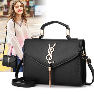 Women's bags cross-border e-commerce hot styles starting from one piece, 2021 new bags, fashion shoulder messenger bags, handbags, trendy bags