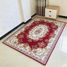 厂家批发欧式提花地毯 雪尼尔地垫门垫 卧室客厅地毯茶几毯防滑垫