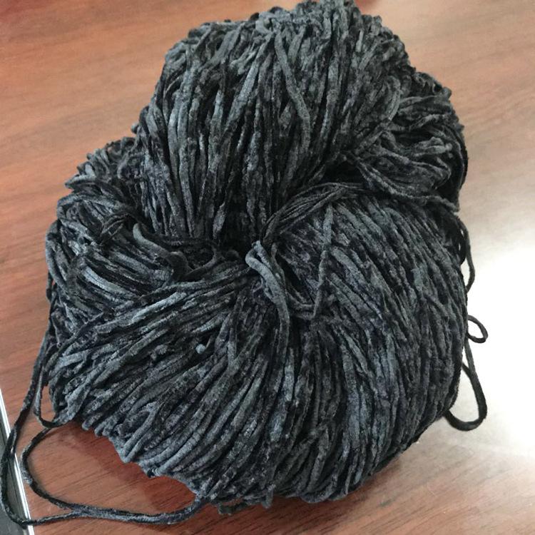 4,5支仿晴纶 水晶绒---雪尼尔 针织毛线 厂家直销(价格面议)