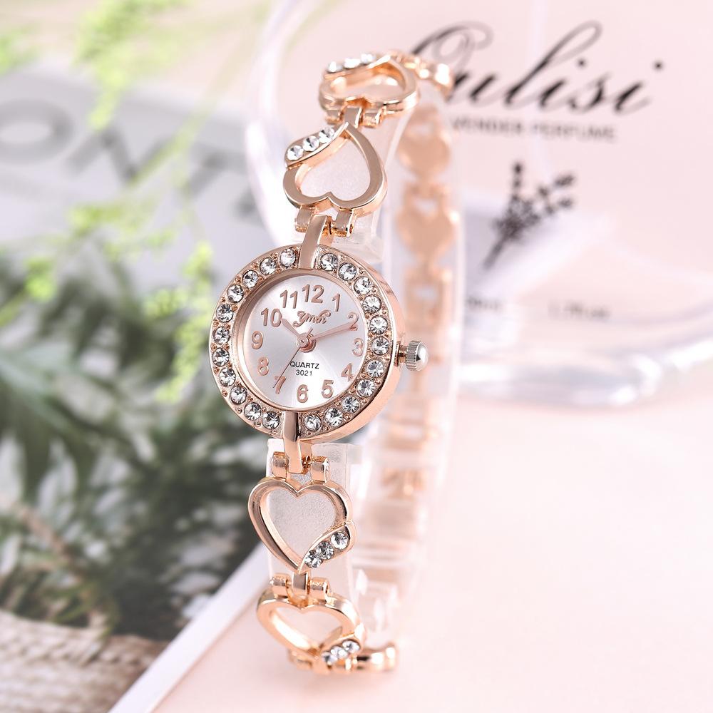 Alloy Fashion  bracelet  (Rose alloy)  Fashion Jewelry NHHK1325-Rose-alloy