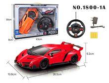 四通遙控車1 :16充電大遙控汽車耐摔兒童益智玩具車大模型批發