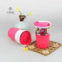 廠家直銷陶瓷杯定制LOGO廣告杯創意馬克杯11oz強化瓷杯子各類水杯