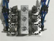快速 气动 工装 非标夹具 测试 焊接 旋转 快夹 电池 治具定制