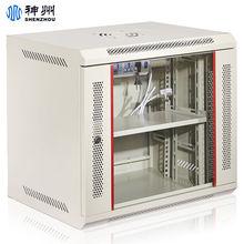 神州机柜 网络机柜墙柜 壁挂式交换机机柜弱电监控小型机柜M6409