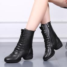 厂家直销新款水兵舞鞋女广场舞鞋软底跳舞鞋耐磨软底现代舞蹈靴
