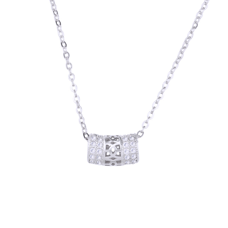 Alloy Simple Geometric necklace  Alloy  Fashion Jewelry NHAS0522Alloy