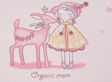 兒童甜美公主卡通純棉斜紋全棉布料1.6米寬門幅 全棉床上用品面料