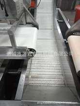 供应食品提升机 网带链板式提升机 食品流水线提升爬坡输送机