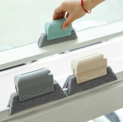 货源可拆卸窗户刷槽清洁缝隙刷槽沟凹槽刷窗台门窗清洗工具缝隙刷擦批发