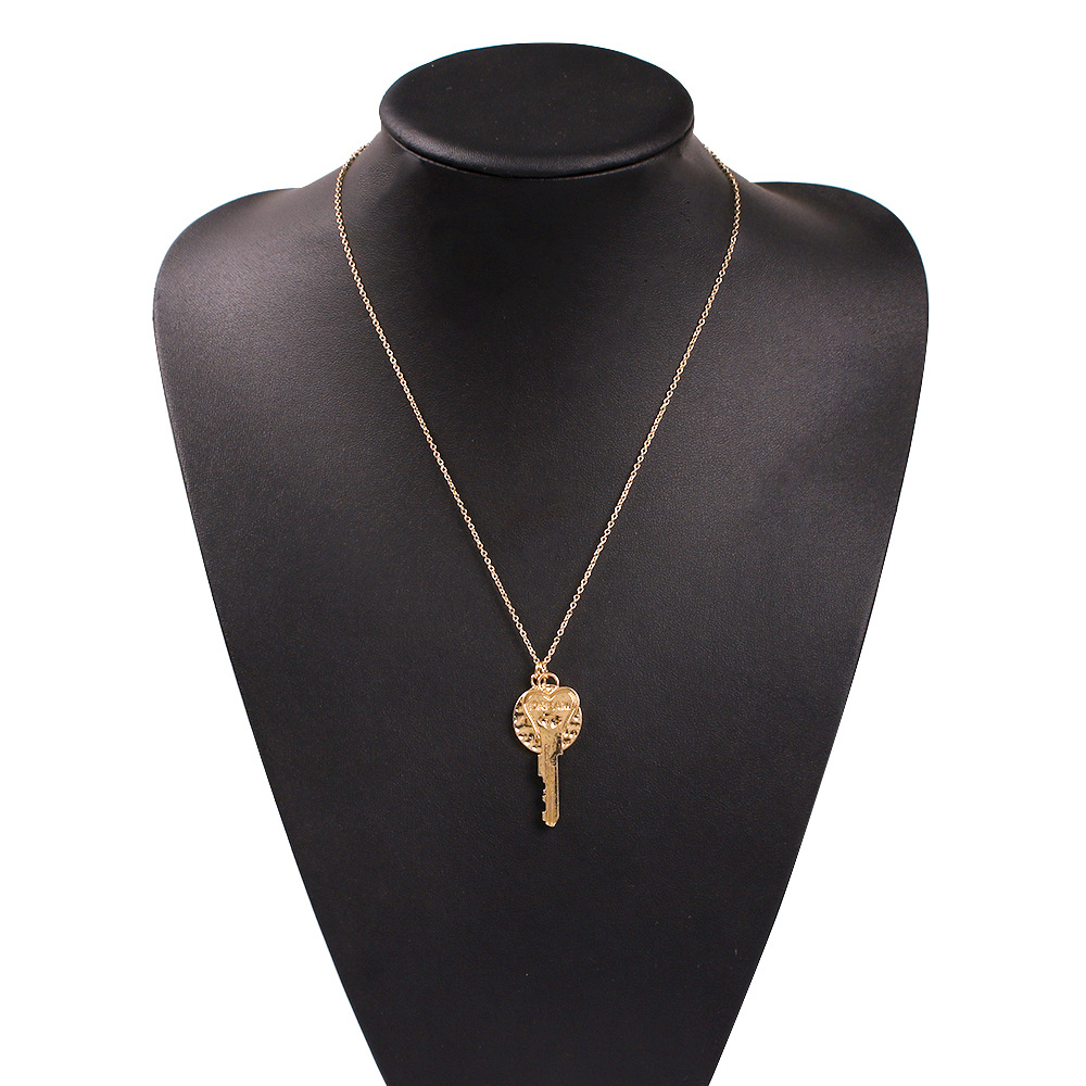 Fashion explosion metal alloy necklace NHMD148872