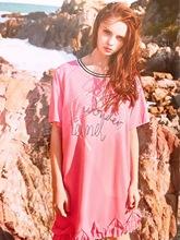 杭州品牌 简单主题 春夏季韩版连衣裙专柜正品女装尾货折扣批发