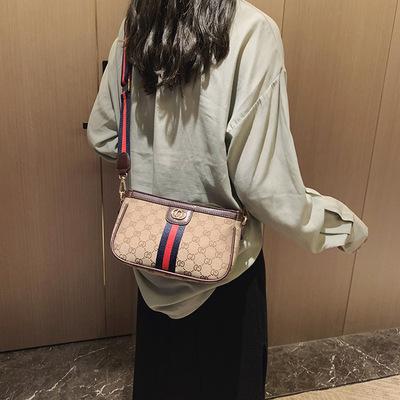 活动免邮费2019新品时尚百搭手提包女士单肩斜挎包女包包 L08##