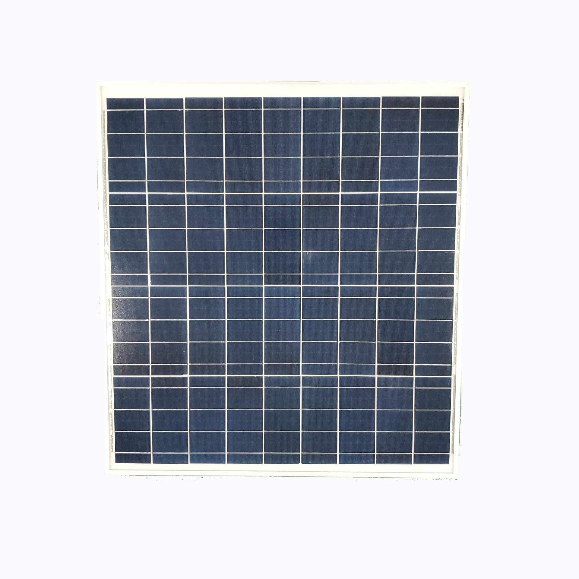 生产定制太阳能电池板 多晶 单晶 6V 18v 12v 30v 36v 非标定制
