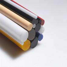 河北廠家現貨供應黑色高硬度POM聚甲醛 高耐磨賽鋼棒 量大優惠
