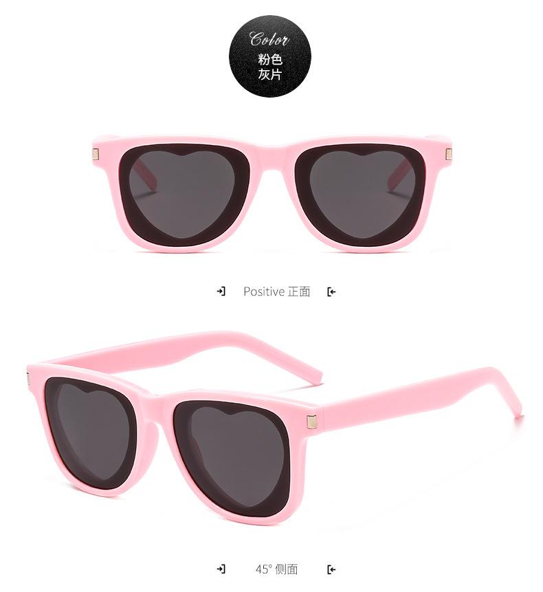 fashion box sunglasses love sunglasses rice nail tide sunglasses metal hinge wholesale nihaojewelry NHBA224776