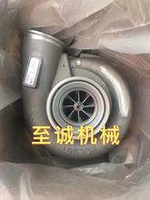 沃尔沃EC700 D16D发动机原装增压器 沃尔沃挖机配件 工程机械配件
