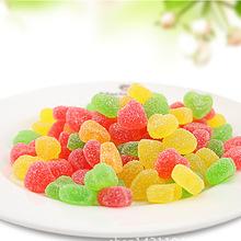 起劲果汁软糖 儿童糖果 创意软糖休闲食品水果糖2公斤装厂家批发