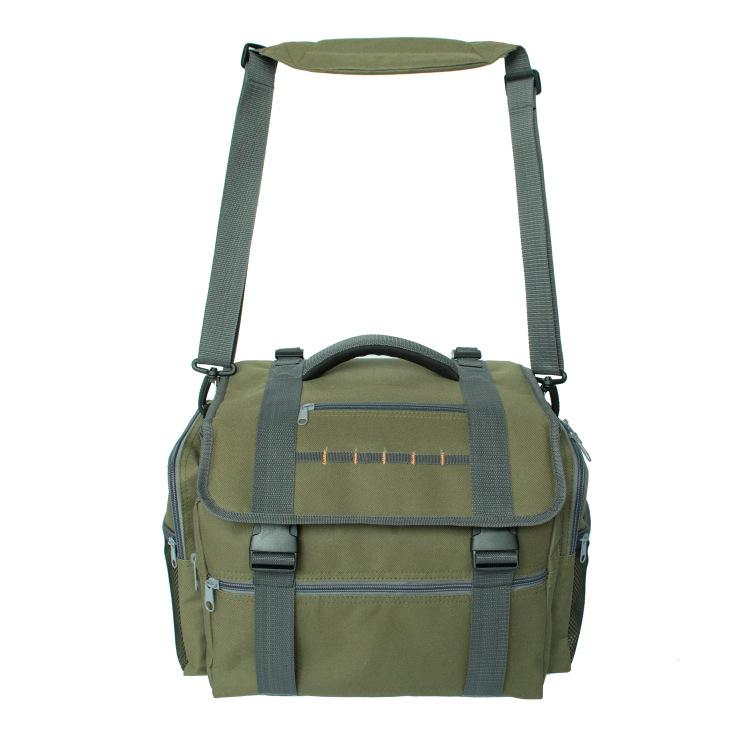 【戶外優品】戶外防水釣魚包 垂釣單肩包 fishing tackle bag 293