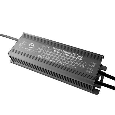 爆款DALI调光电源200W路灯恒流LED调光电源投光灯防水LED驱动电源