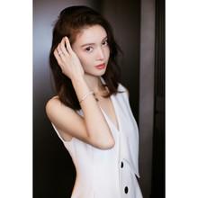 晚礼服女2019新款白色短款韩版时尚小礼服宴会名媛聚会显瘦连衣裙