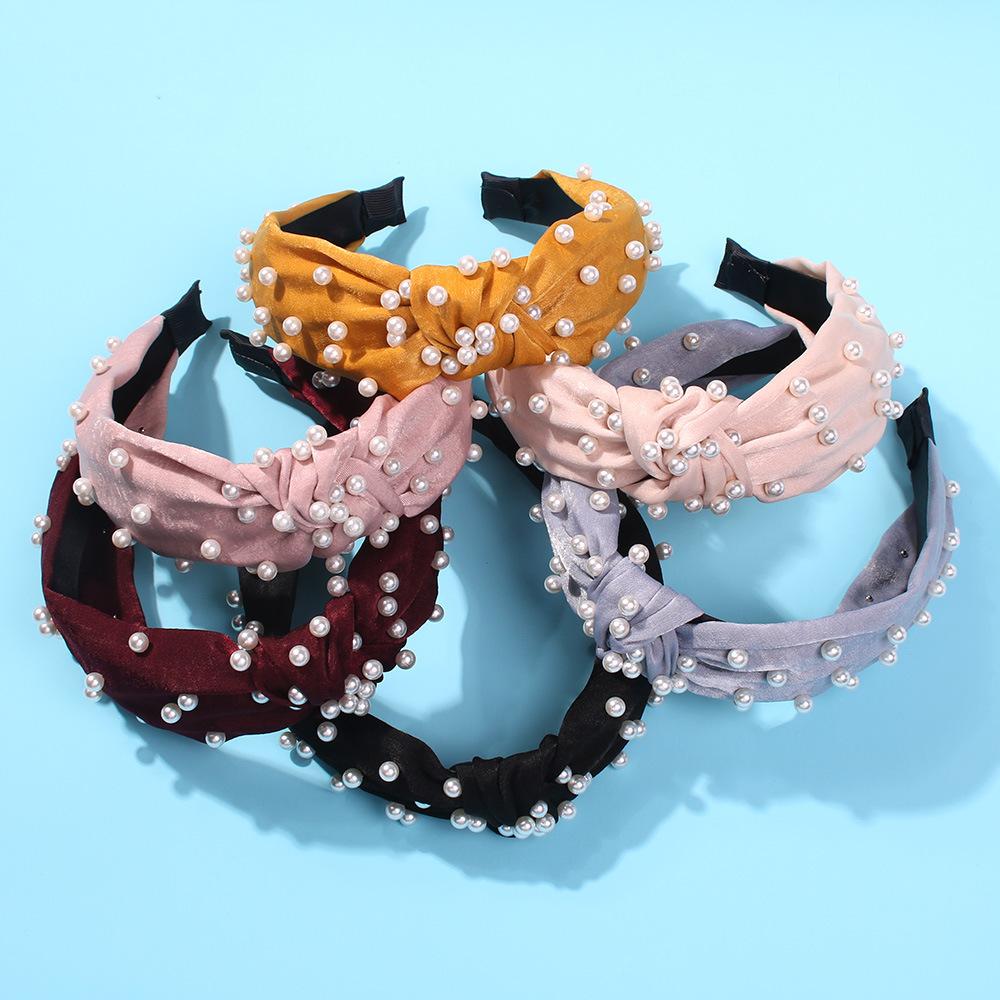 Fashion wild color flower leaf resin earrings NHMD149055