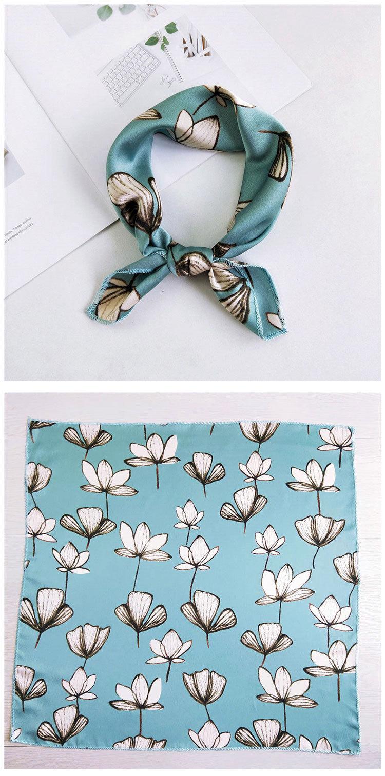 Korean professional changeable scarf NHMN135082