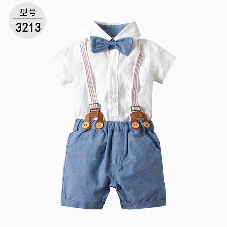 2021 children's clothing foreign trade E...