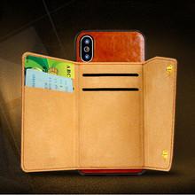 适用于iphoneX贴皮手机套 ?#36824;?软壳二合一贴皮插卡手机保护壳
