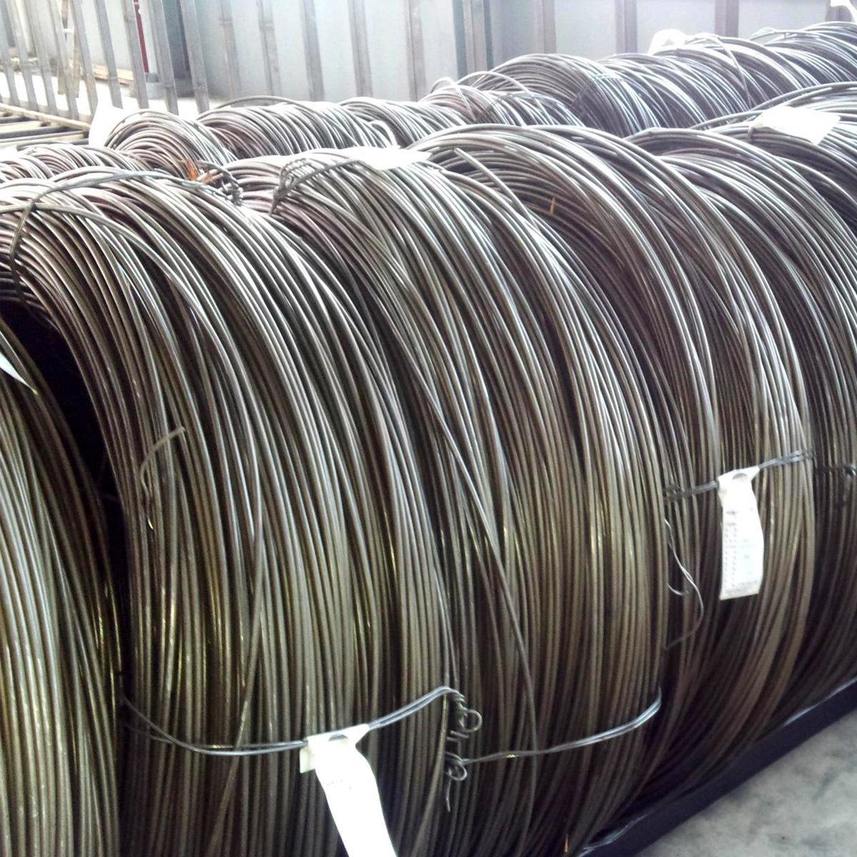 Q195L线材6.5 高线 低碳钢圆盘条 8低碳钢线材现货自营量大优惠