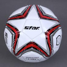 正品star 世达SB8235 中小学生4号5号 PVC足球机缝训练用足球
