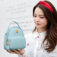 小书包2019韩版潮流女包休闲背包手提包单肩斜挎包手机包小包包袋