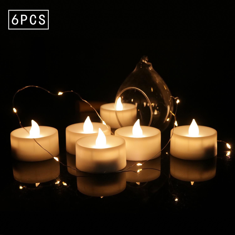 高寿命电子蜡烛 led生日婚庆求婚表白蜡烛无烟安全蜡烛灯圣诞蜡烛