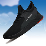 2009 Mens Shoes Fashion Mens Leisure Sports Shoes Comfortable Korean breathable running shoes