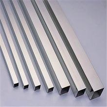 正宗304不銹鋼方管9.5*9.5mm 制品專用 201方通 激光切割打孔加工