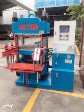 广东200吨单头油压机 硅胶手套硫化机 橡胶合模机现货直销