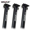 WAKE 自行车双钉坐管 山地车座管 公路车减震座杆 自行车配件坐管