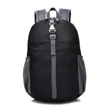 现货 特价清仓处理户外折叠包 轻薄便携式背包 旅行皮肤包双肩包