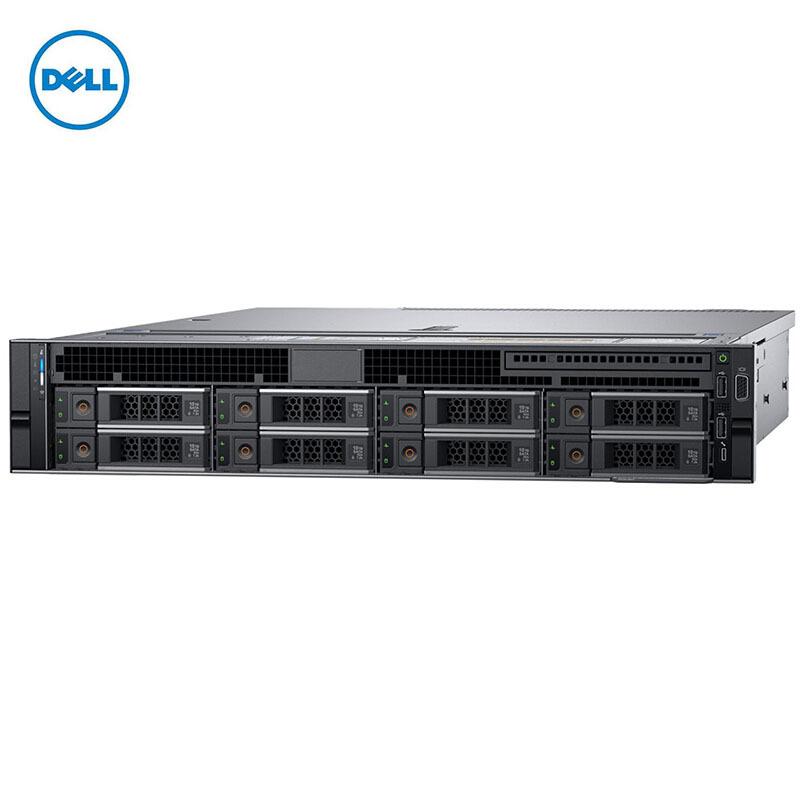 戴尔PowerEdge系列2U机架式R540服务器银牌选件定制电脑主机商务