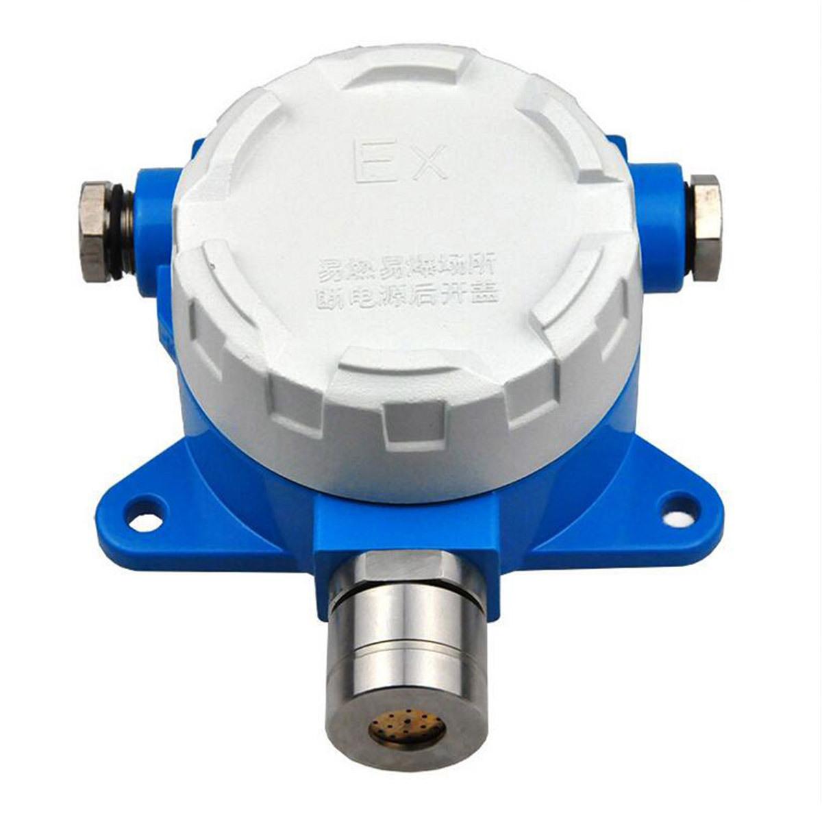 甲烷检测仪红外探头进口传感器高精度带联动装置RS485厂家直销