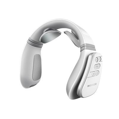 厂家直销颈椎理疗仪无线遥控电脉冲颈椎按摩仪多功能颈椎按摩器