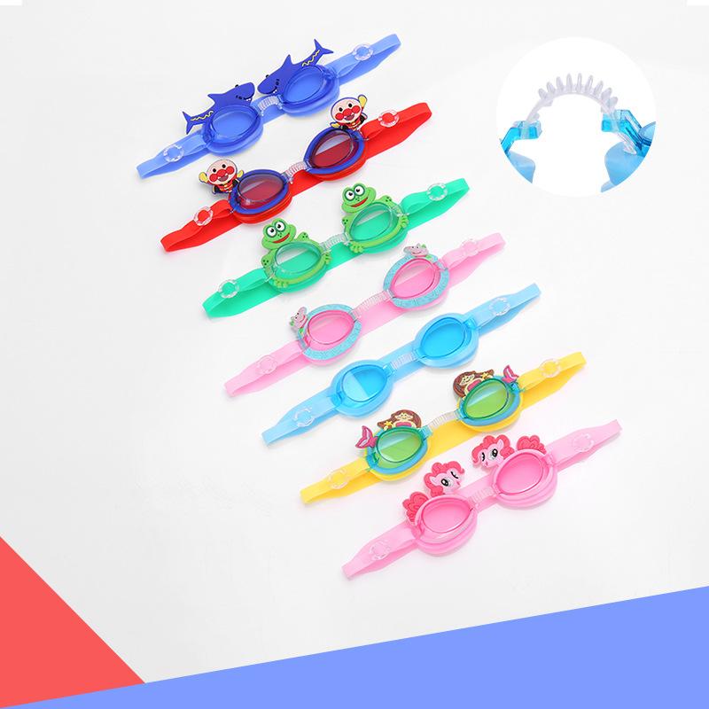 childrens waterproof and antifog swimming goggles wholesale NHWW328312