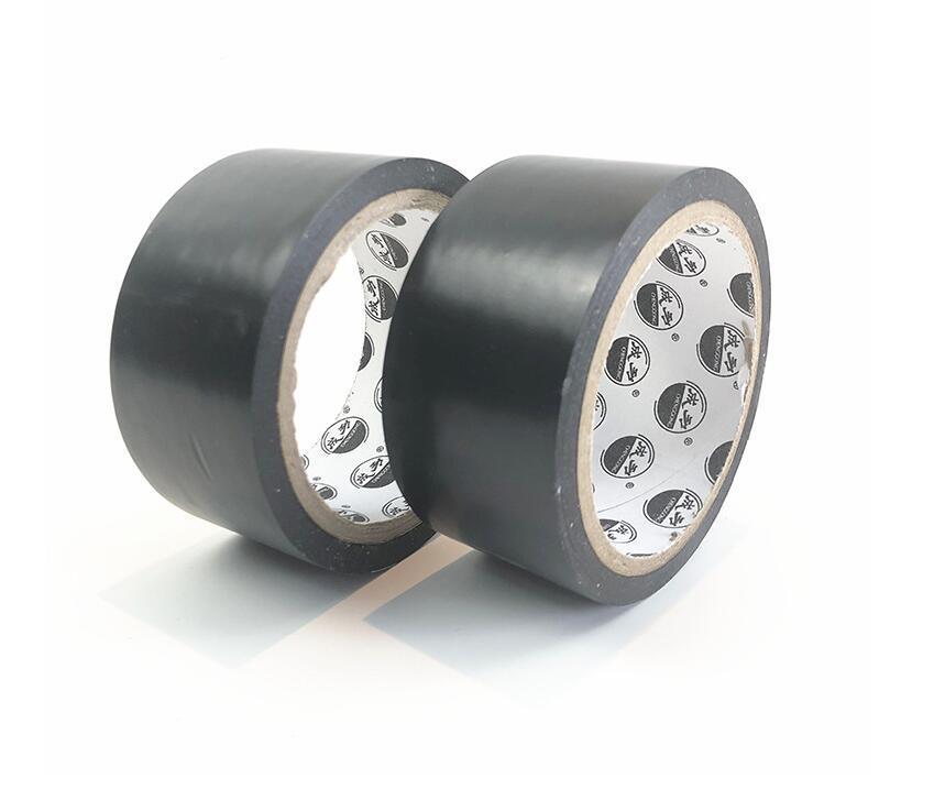 绝缘胶带黑胶带电工胶带耐高温现货批发PVC防水胶带