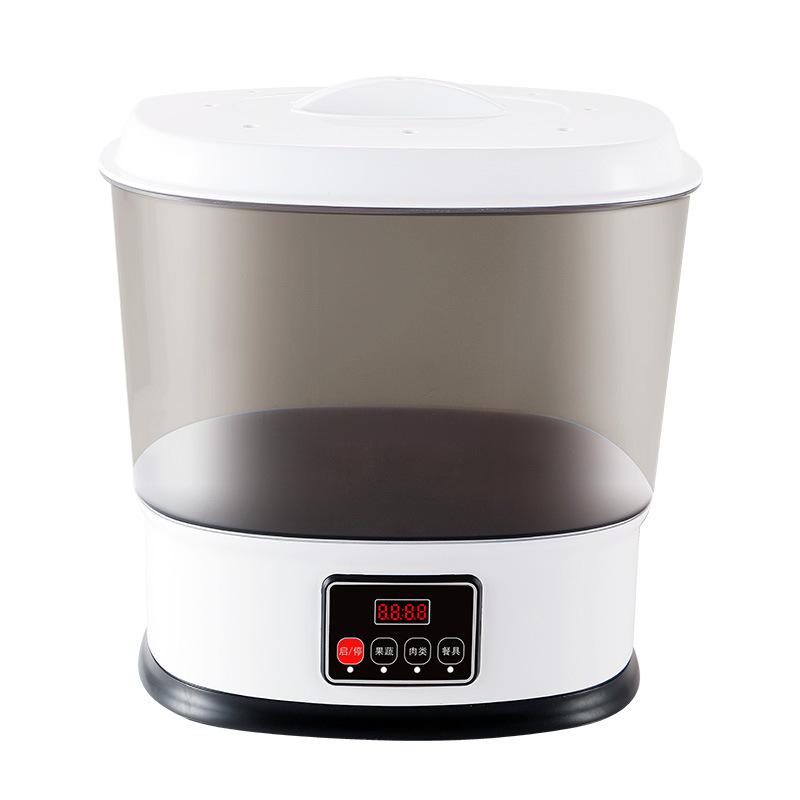 全自动洗菜机家用果蔬清洗机全智能臭氧除农药消毒机 会销礼品