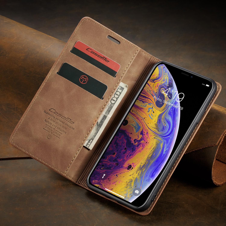 适用苹果12手机壳iPhone13手机皮套新款三星S21翻盖保护套华为P50