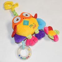 星梦月明安抚毛绒玩具婴儿推车毛绒挂件图片