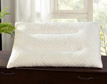 乳膠顆粒枕頭 乳膠回彈禮品記憶枕兒童成人護頸記憶棉太空枕芯a
